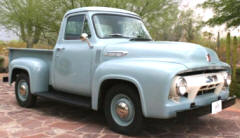 1954 Ford F100 Pick Up Truck for sale: photos, technical ...