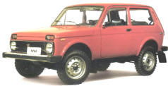 LADA Niva - Specs of wheel sizes, tires, PCD, Offset and Rims ...